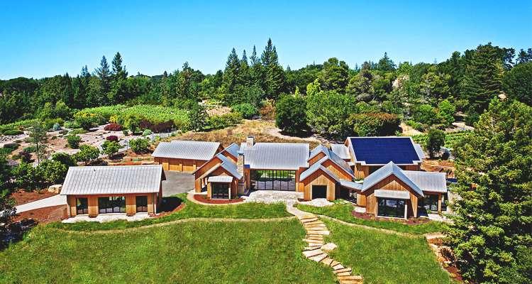 Самый зеленый дом в мире