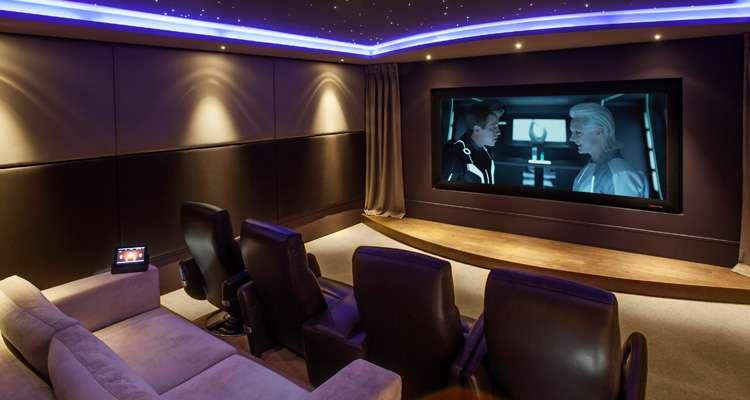 Домашний кинотеатр и мультирум от компании Home Systems
