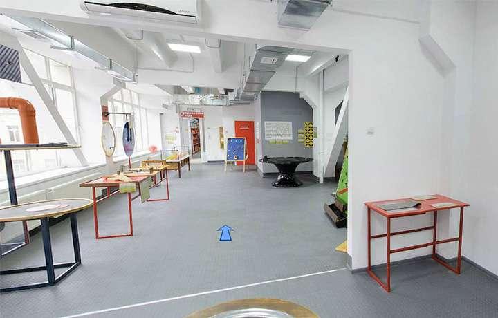 Музей «Экспериментаниум», Видеонаблюдение, система оповещения и фонового озвучивания, СКД, Фото 2