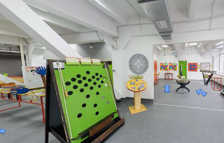 Музей «Экспериментаниум», Видеонаблюдение, система оповещения и фонового озвучивания, СКД, Фото 3