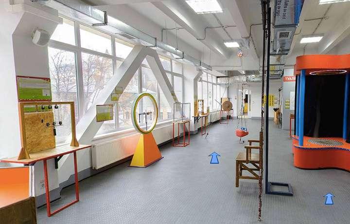 Музей «Экспериментаниум», Видеонаблюдение, система оповещения и фонового озвучивания, СКД, Фото 5