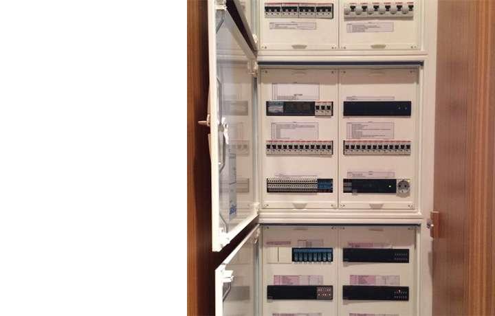 Апартаменты на Грушевского, управление аудио, мультириум, домашний кинотеатр, климат контроль, видеонаблюдение, инженерная сигнализация, Фото 3