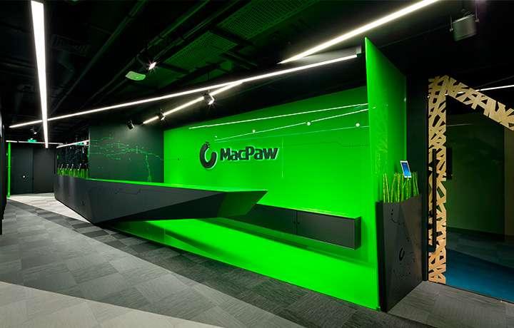Офис MacPaw, Домашняя автоматизация, климат-контроль, управление освещением, система мультирум, Фото 1