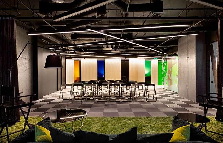 Офис MacPaw, Домашняя автоматизация, климат-контроль, управление освещением, система мультирум, Фото 3