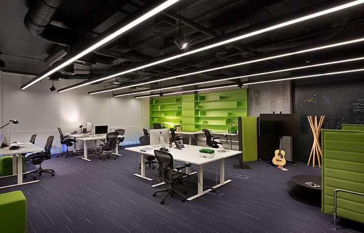 Офис MacPaw, Домашняя автоматизация, климат-контроль, управление освещением, система мультирум, Фото 4
