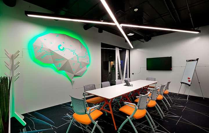 Офис MacPaw, Домашняя автоматизация, климат-контроль, управление освещением, система мультирум, Фото 5