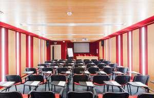 Конгресс-отель «Пуща», управление освещением, система синхронного перевода, озвучивание конференц залов, концертный звук, DMX, видеоконференции, система видеонаблюдения, Фото 3