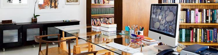 Домашний офис в умном доме