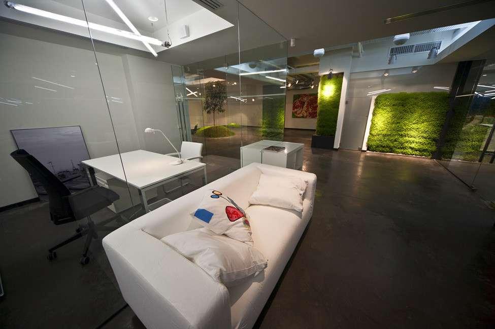 Офис КМ Core, система фонового озвучивания, система оповещения, система управления Control4, домашняя автоматизация, умный дом Киев, фото 5