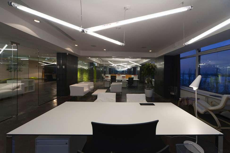 Офис КМ Core, система фонового озвучивания, система оповещения, система управления Control4, домашняя автоматизация, умный дом Киев, фото 2